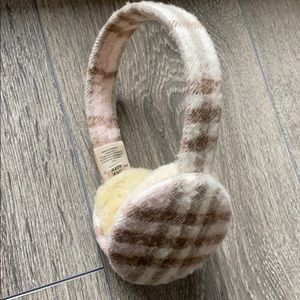 Burberry Earmuffs